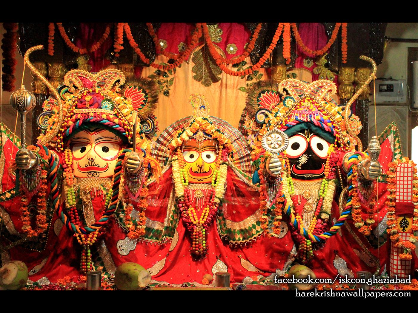 Jagannath Baladeva Subhadra Wallpaper (006) Size 1400x1050 Download