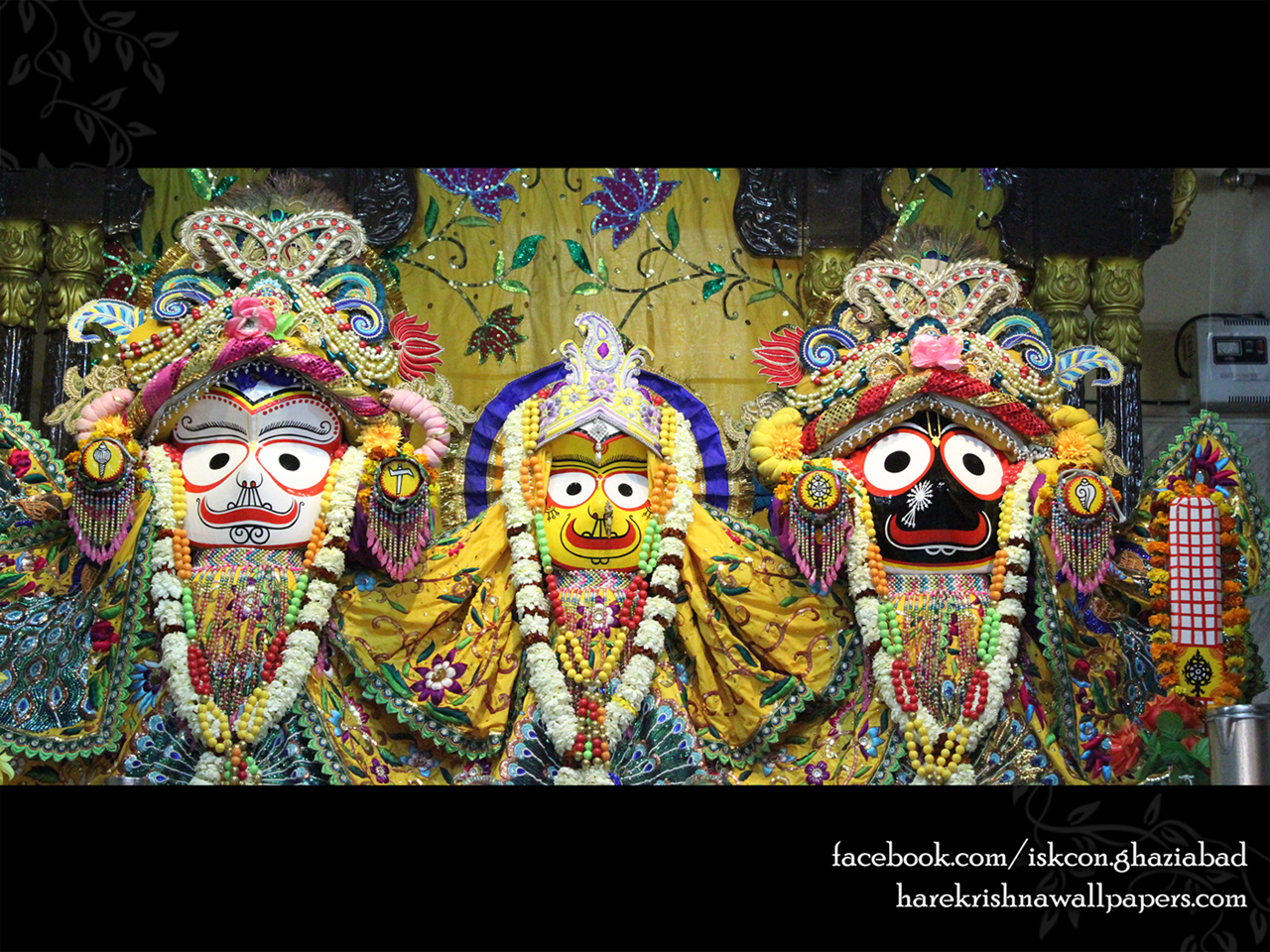 Jagannath Baladeva Subhadra Wallpaper (007) Size 1280x960 Download