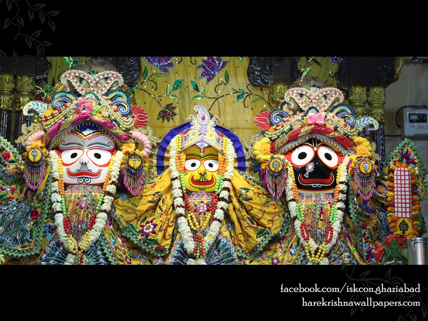 Jagannath Baladeva Subhadra Wallpaper (007) Size 1400x1050 Download