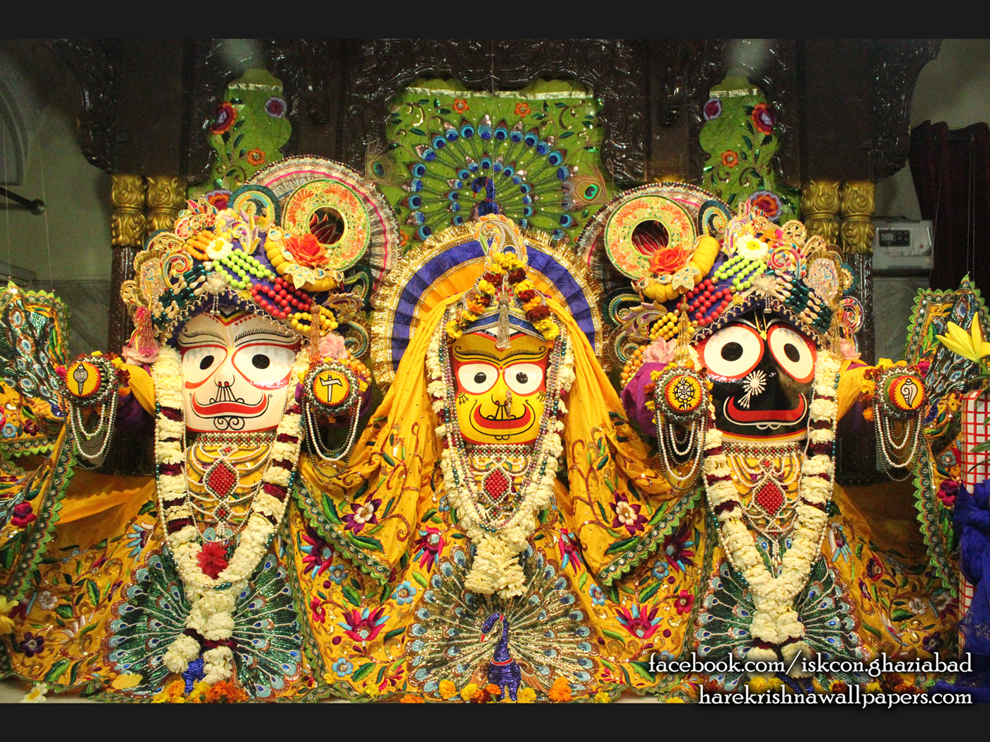 Jagannath Baladeva Subhadra Wallpaper (008) Size 1400x1050 Download