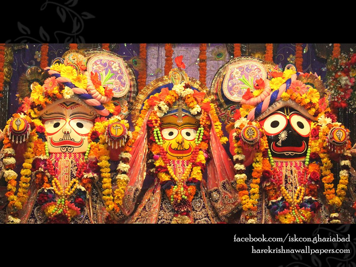 Jagannath Baladeva Subhadra Wallpaper (009) Size 1200x900 Download
