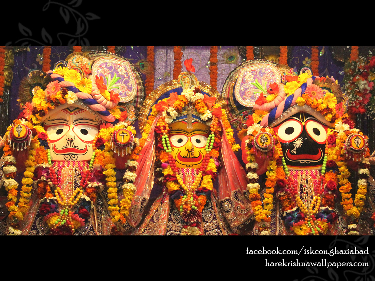 Jagannath Baladeva Subhadra Wallpaper (009) Size 1280x960 Download