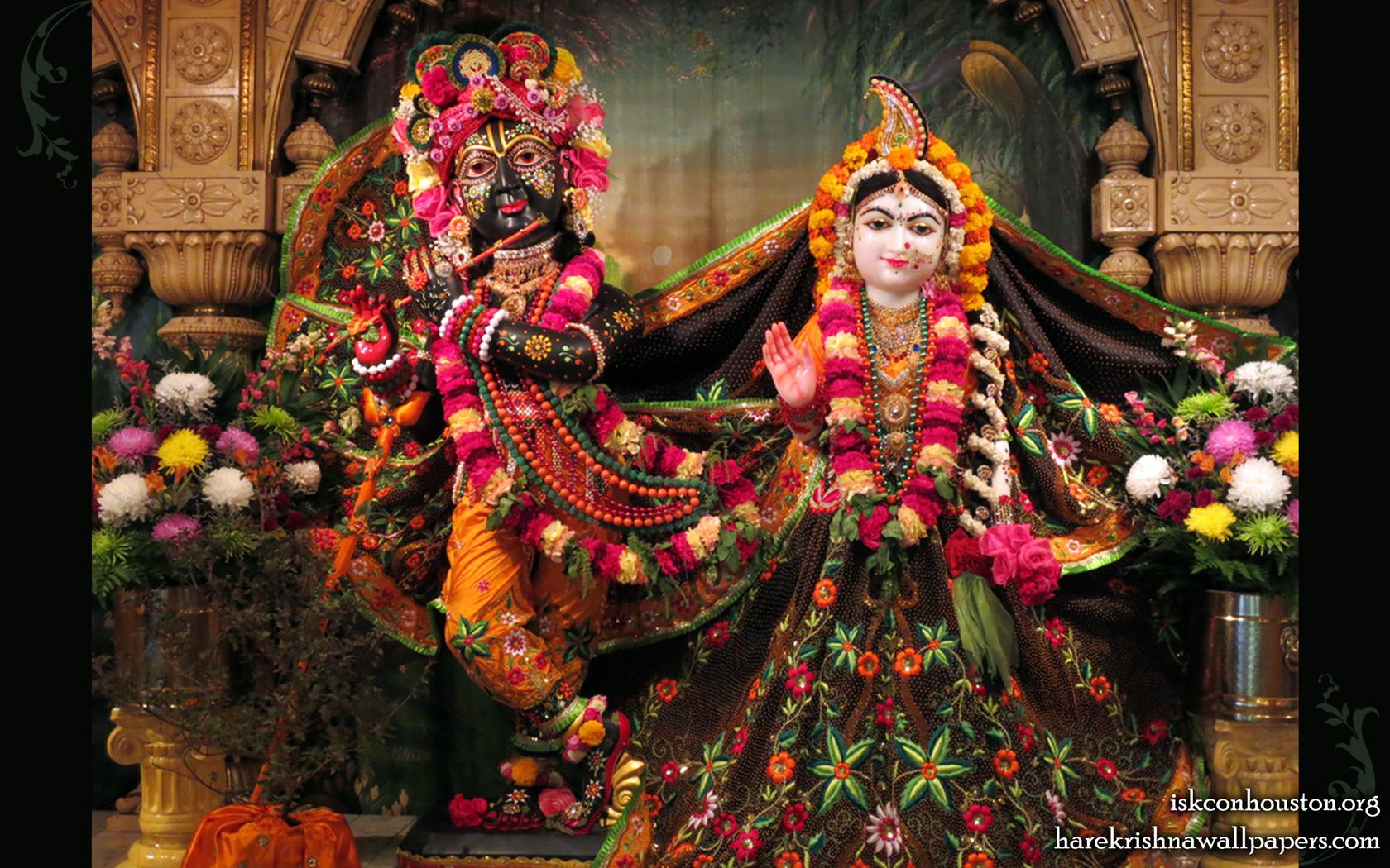 Sri Sri Radha Nilamadhava Wallpaper (007) Size 1680x1050 Download