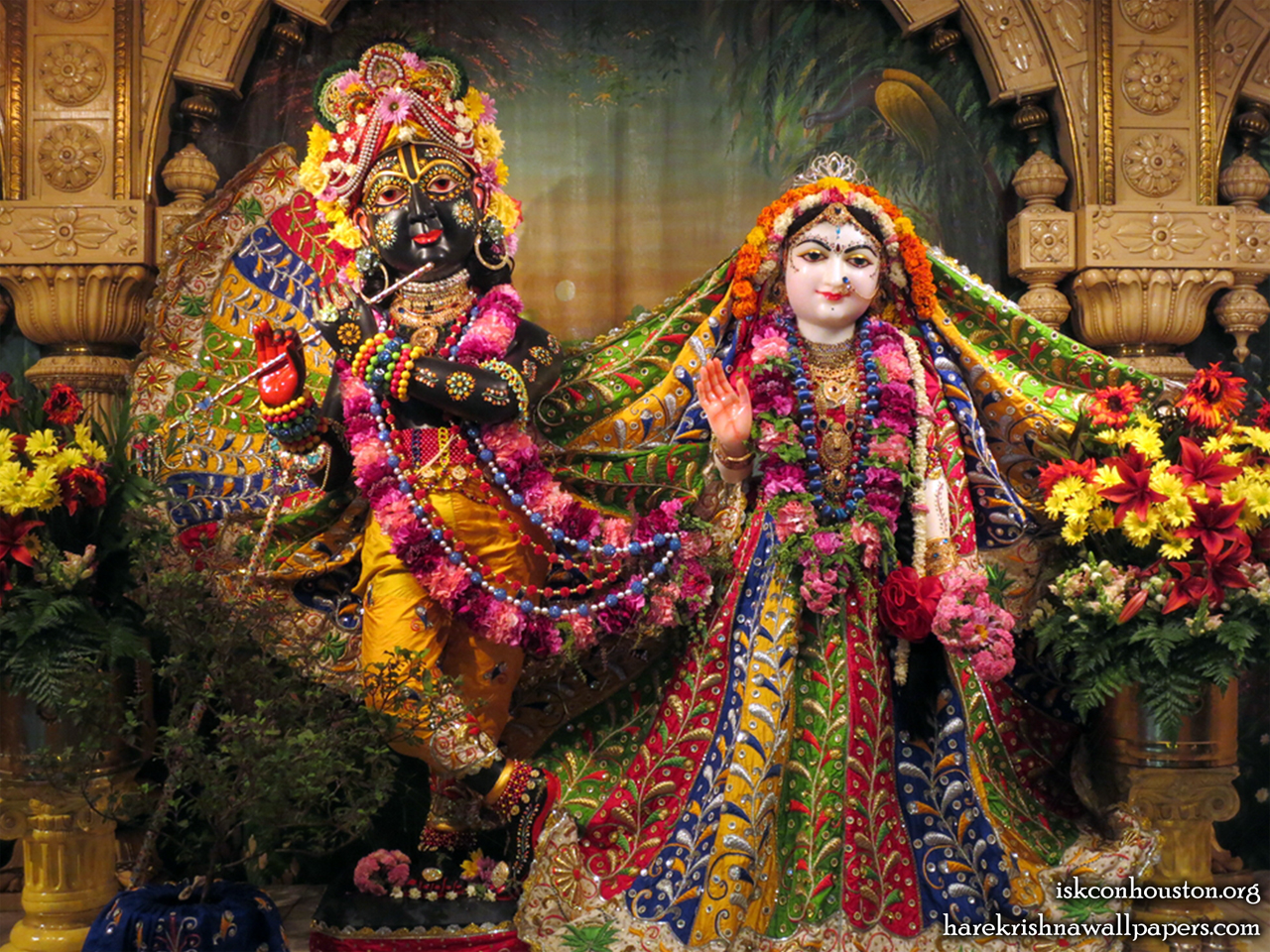 Sri Sri Radha Nilamadhava Wallpaper (010) Size 1280x960 Download