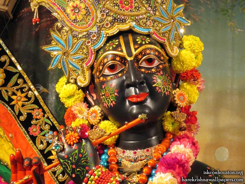 Sri Nilamadhava Close up Wallpaper (011)