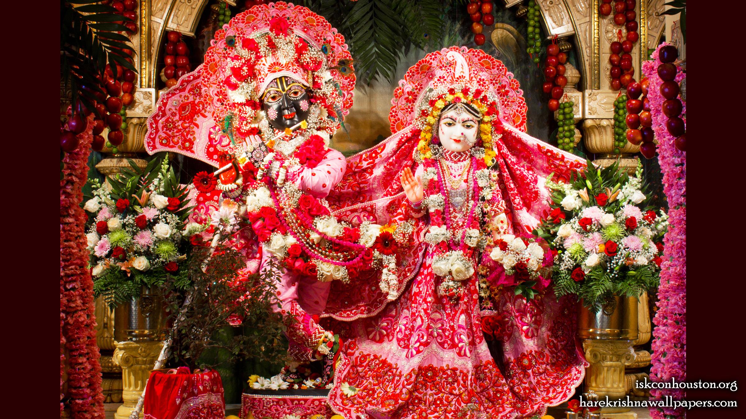 Sri Sri Radha Nilamadhava Wallpaper (011) Size 2400x1350 Download