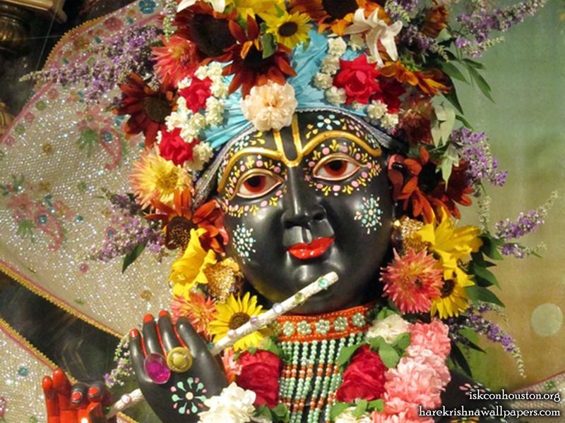 Sri Nilamadhava Close up Wallpaper (015)