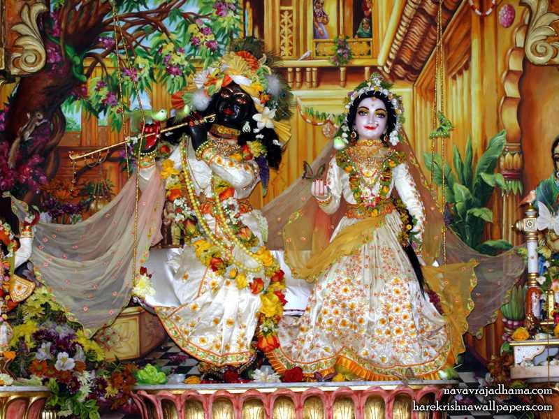 Sri Sri Radha Shyamsundar Wallpaper (006)