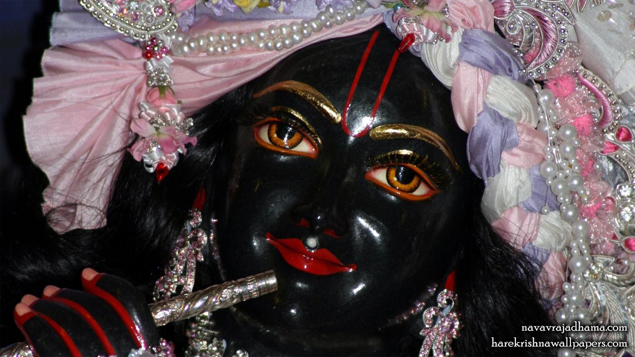 Sri Shyamsundar Close up Wallpaper (008) Size1280x720 Download