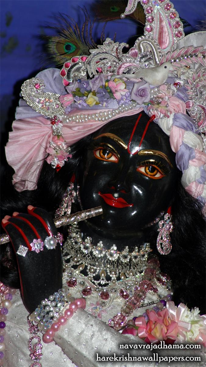 Sri Shyamsundar Close up Wallpaper (008) Size 675x1200 Download
