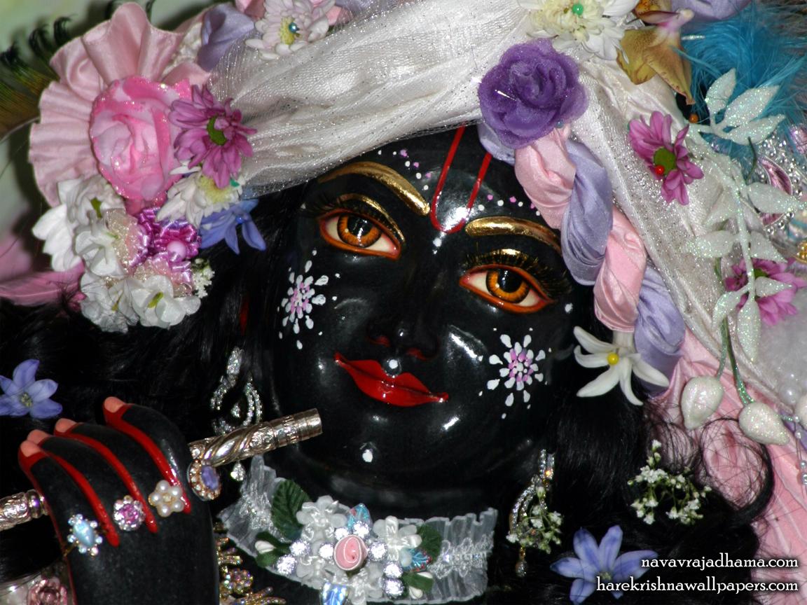 Sri Shyamsundar Close up Wallpaper (010) Size 1152x864 Download