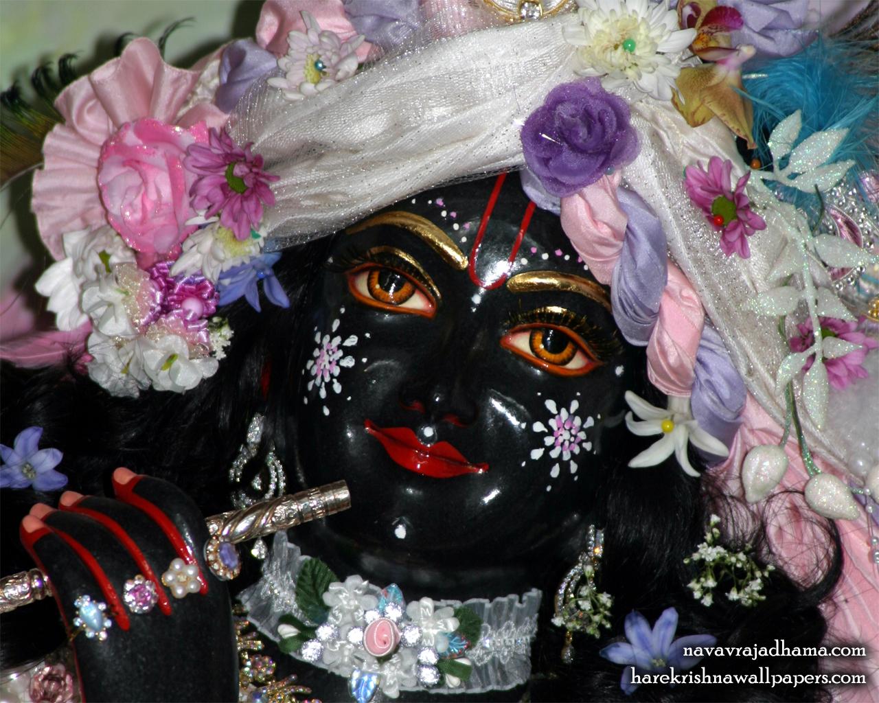 Sri Shyamsundar Close up Wallpaper (010) Size 1280x1024 Download