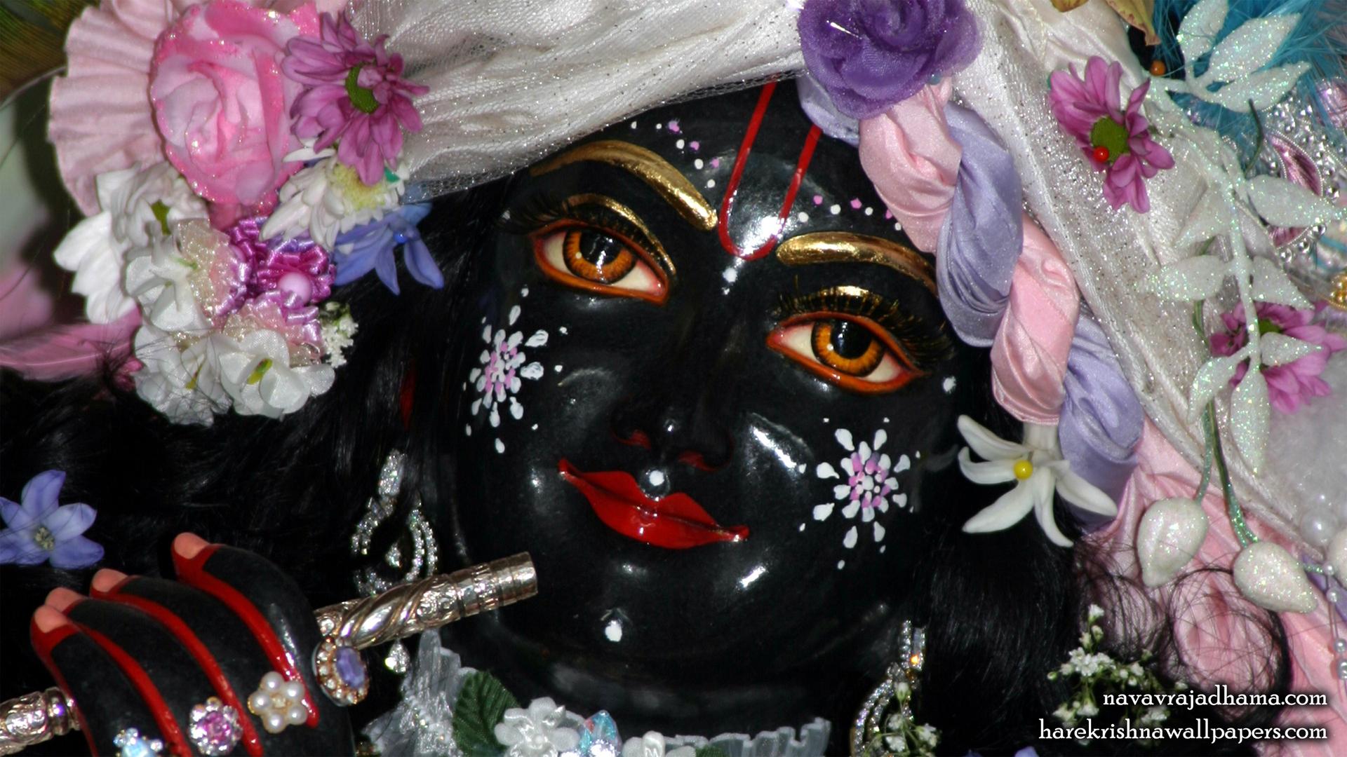 Sri Shyamsundar Close up Wallpaper (010) Size 1920x1080 Download