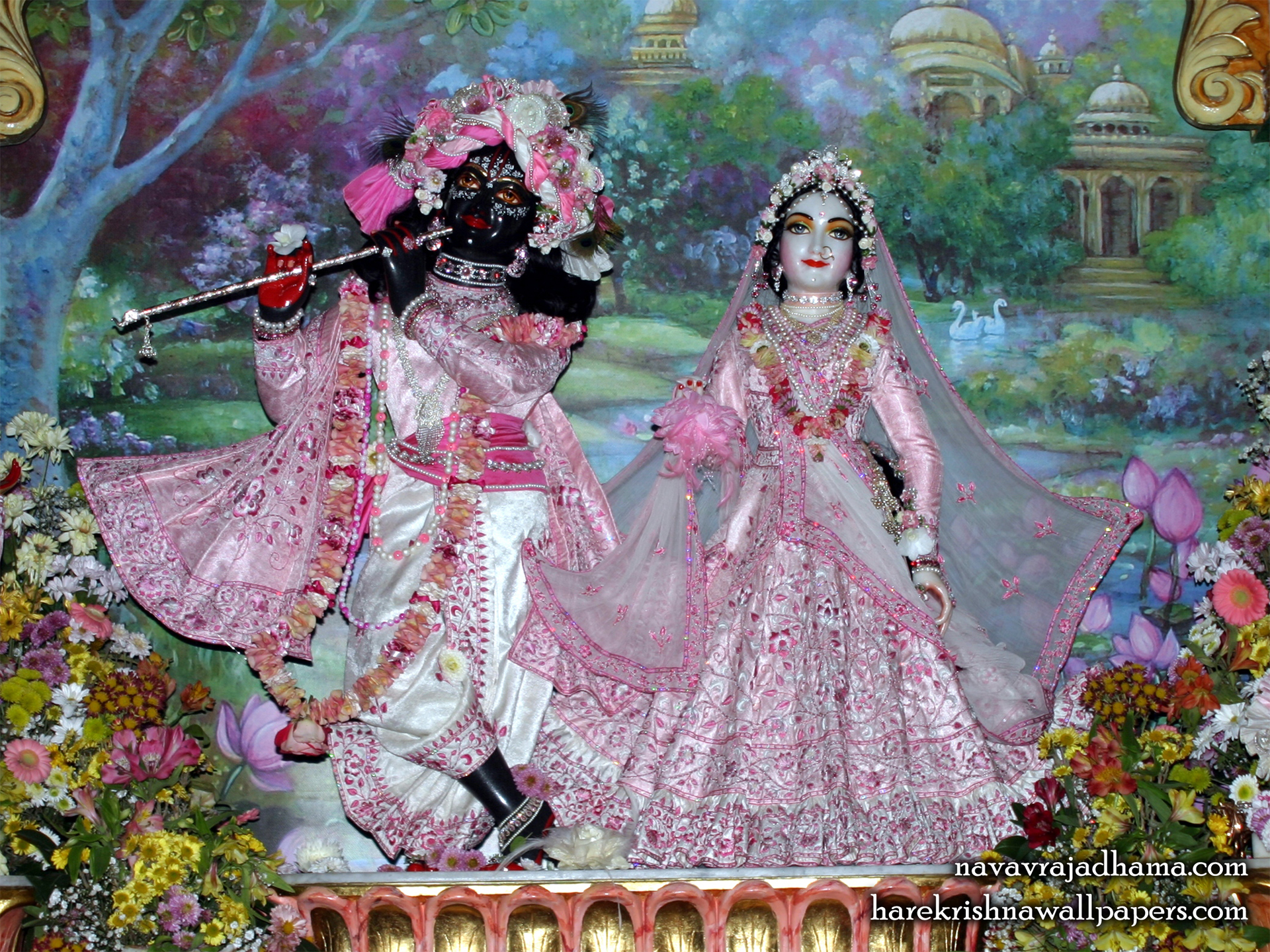 Sri Sri Radha Shyamsundar Wallpaper (011) Size 1920x1440 Download