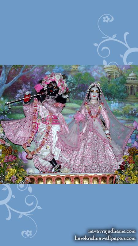 Sri Sri Radha Shyamsundar Wallpaper (011) Size 450x800 Download