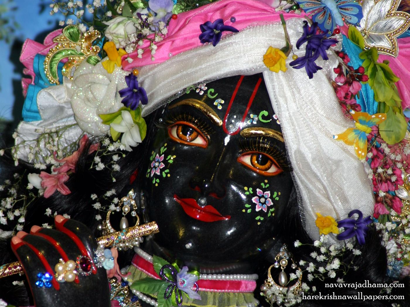 Sri Shyamsundar Close up Wallpaper (013) Size 1400x1050 Download