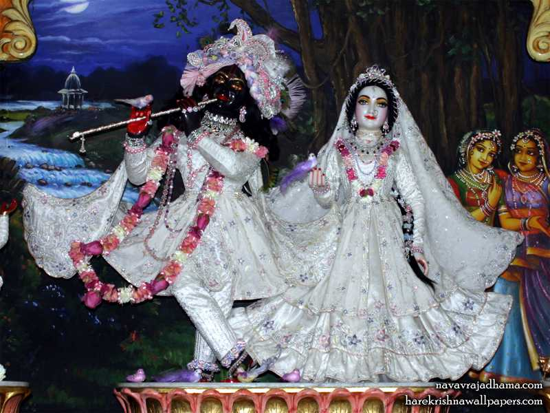 Sri Sri Radha Shyamsundar Wallpaper (025)