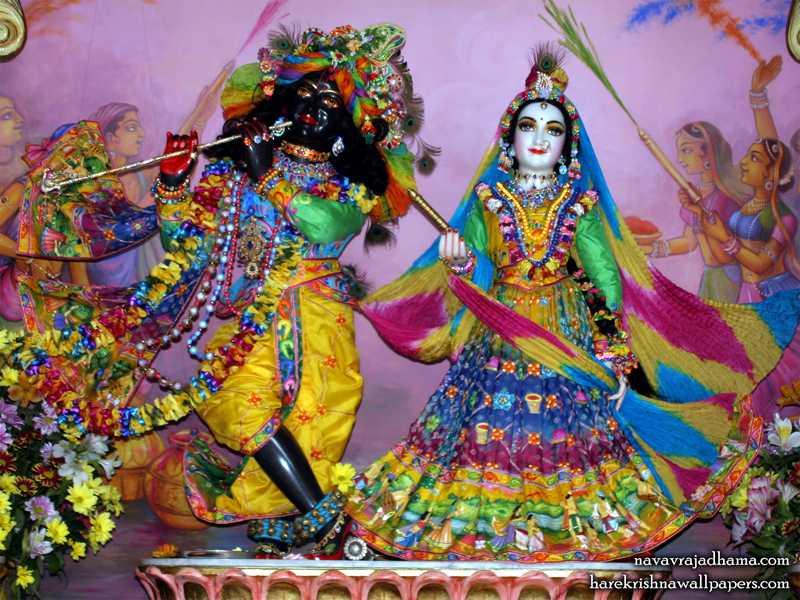 Sri Sri Radha Shyamsundar Wallpaper (026)