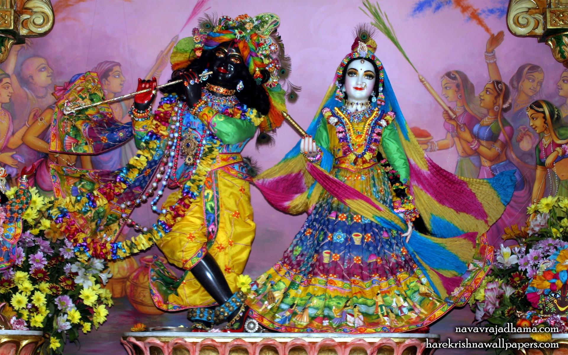 Sri Sri Radha Shyamsundar Wallpaper (026) Size 1920x1200 Download