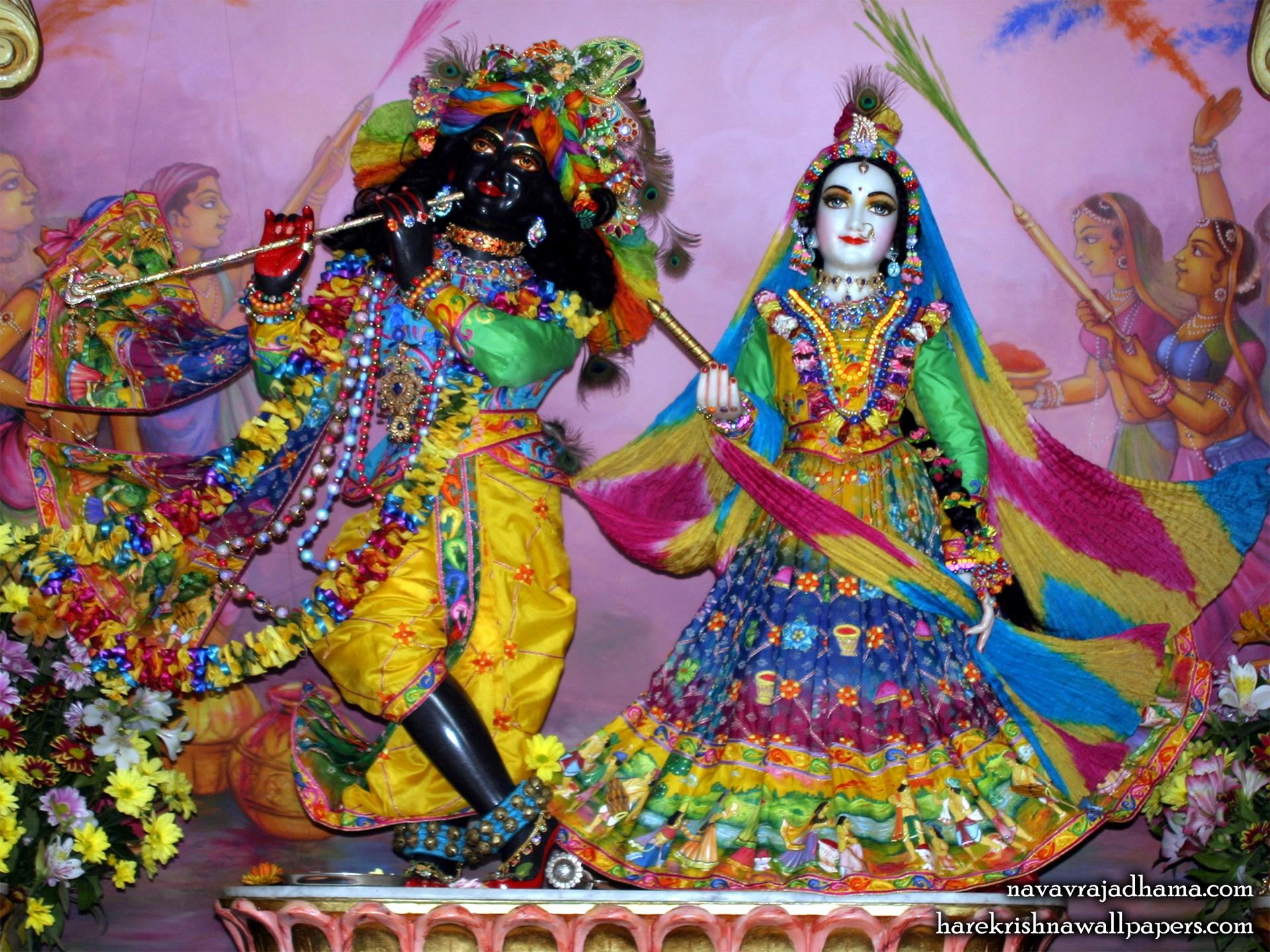 Sri Sri Radha Shyamsundar Wallpaper (026) Size 1920x1440 Download