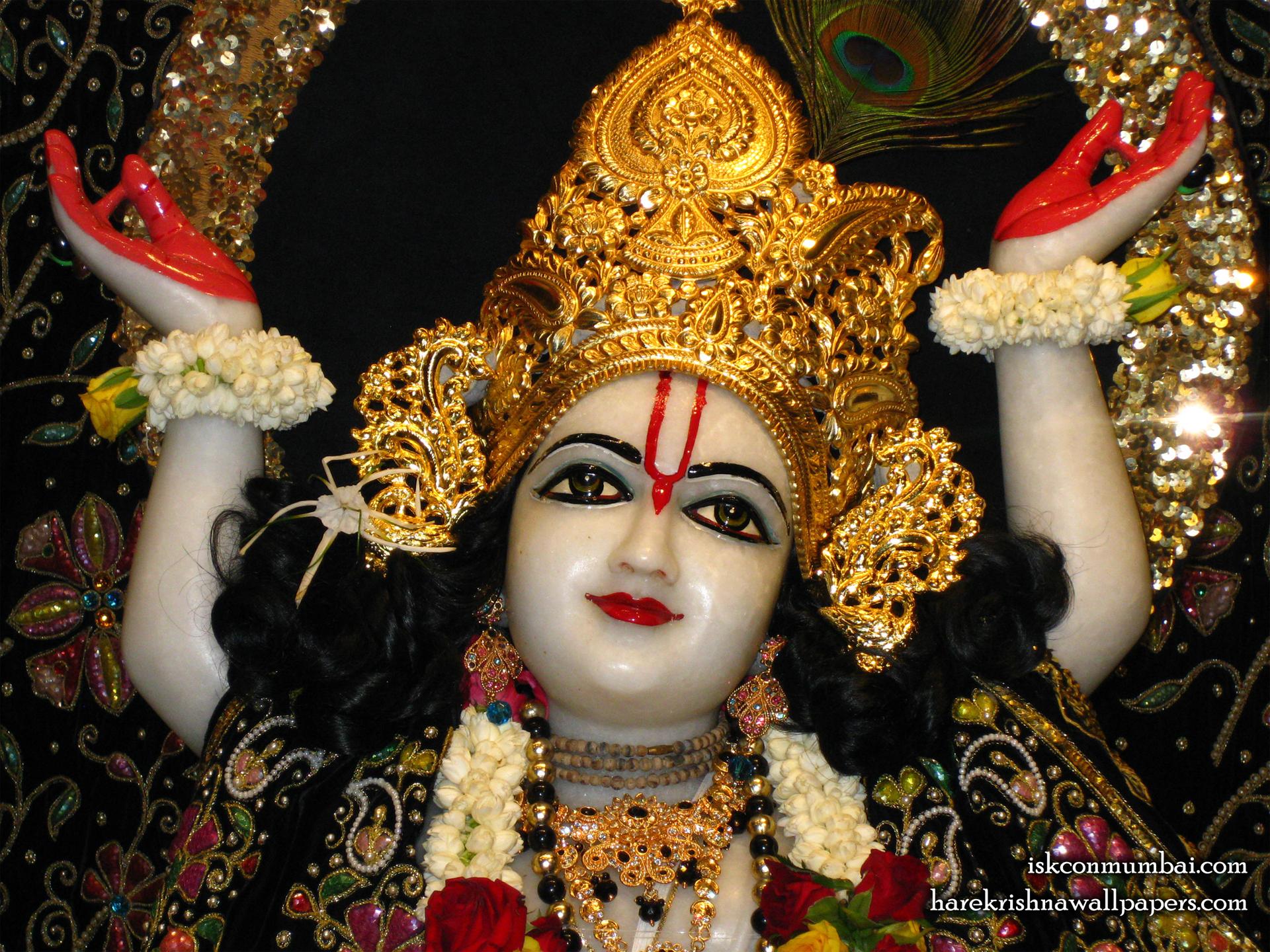 Sri Gauranga Face Wallpaper (001) Size 1920x1440 Download