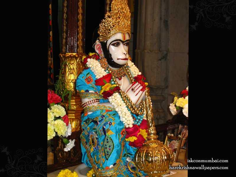 Sri Hanuman Wallpaper (001)