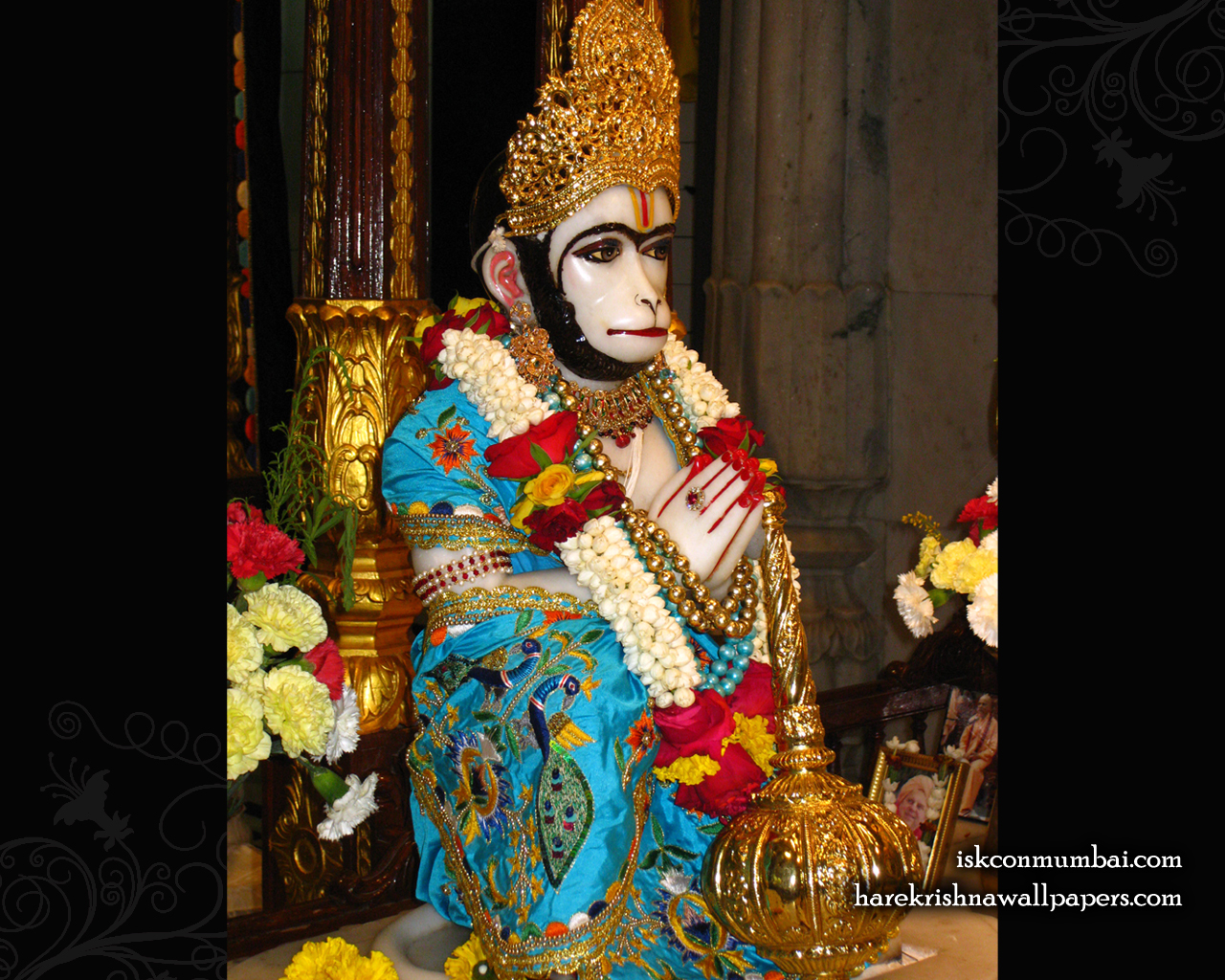Sri Hanuman Wallpaper (001) Size 1280x1024 Download