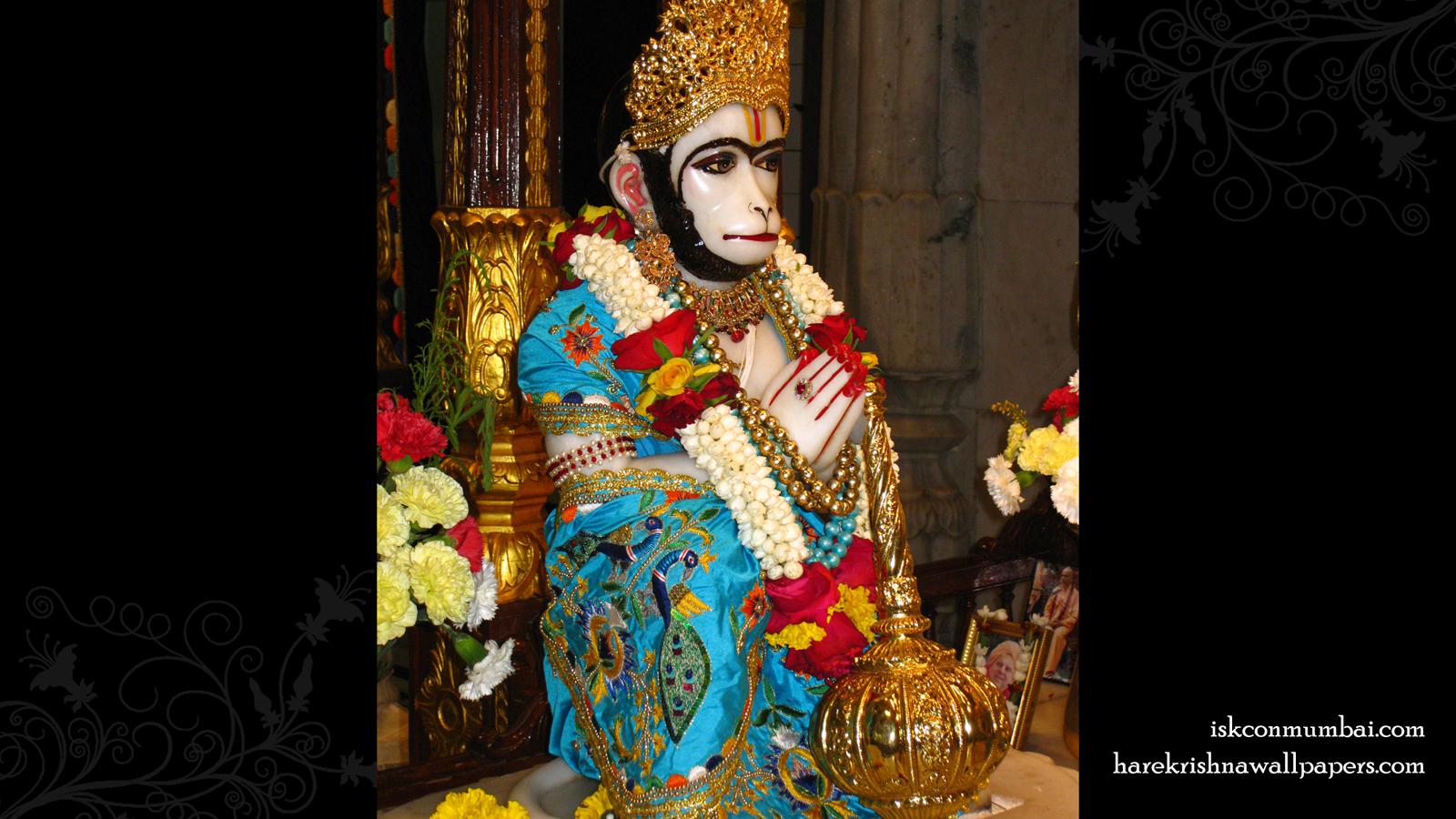 Sri Hanuman Wallpaper (001) Size 1600x900 Download