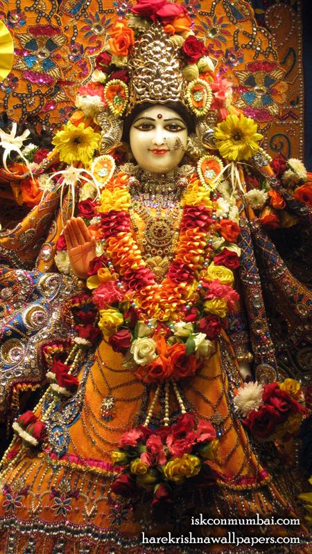 Sri Radha Full Wallpaper (001) Size 450x800 Download