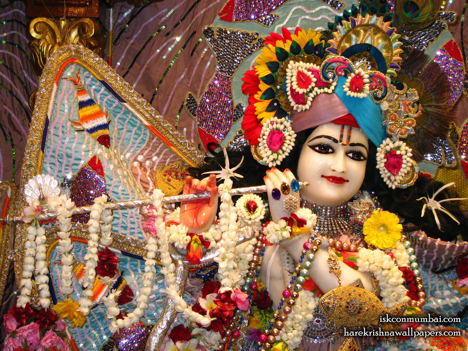 Sri Rasabihari Face Wallpaper (001) Size1600x1200 Download