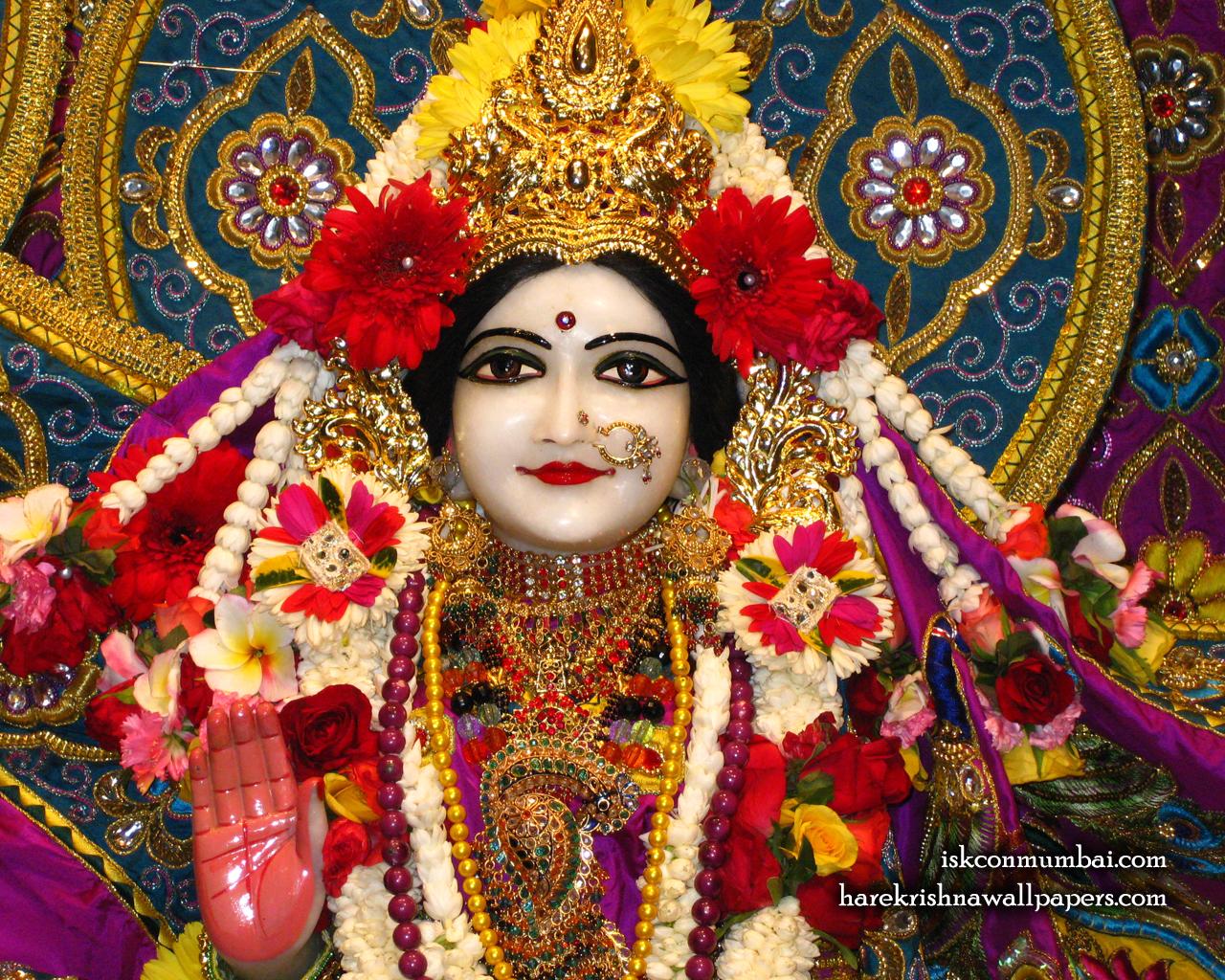 Sri Sita Close up Wallpaper (001) Size 1280x1024 Download