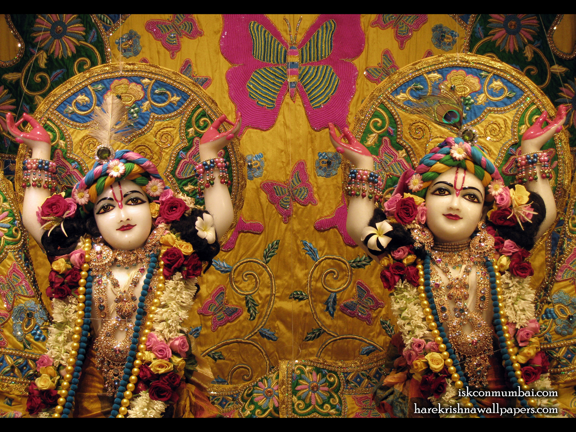 Sri Sri Gaura Nitai Close up Wallpaper (001) Size 1152x864 Download