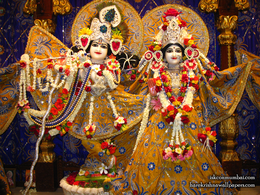 Sri Sri Radha Rasabihari Wallpaper (001) Size 1024x768 Download