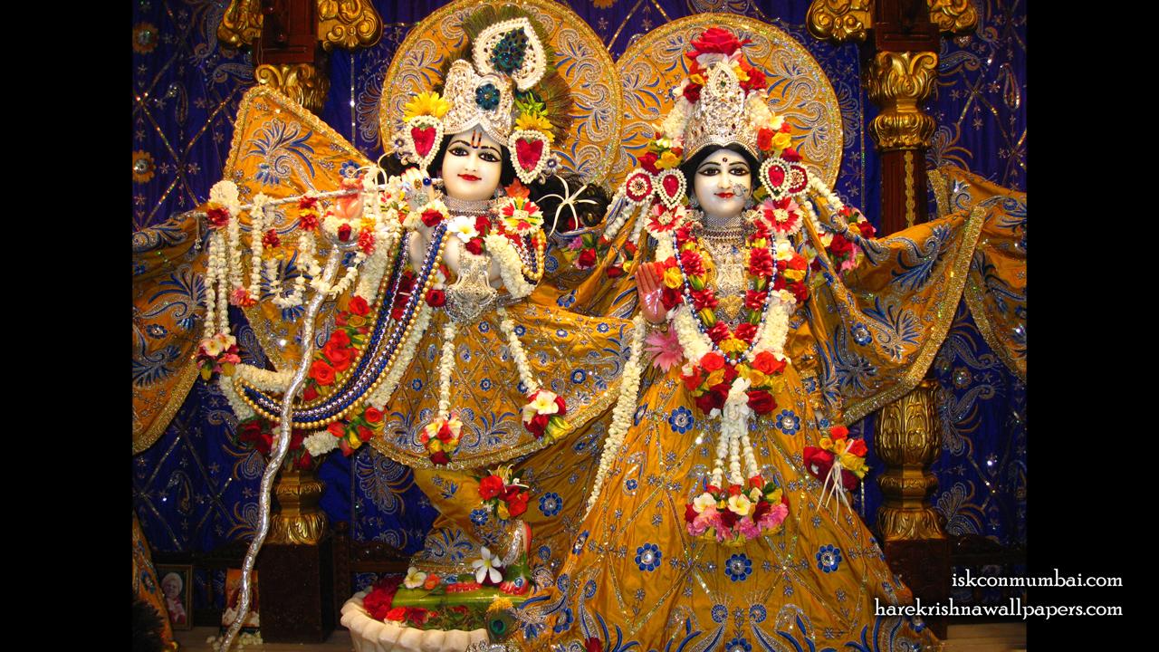 Sri Sri Radha Rasabihari Wallpaper (001) Size1280x720 Download