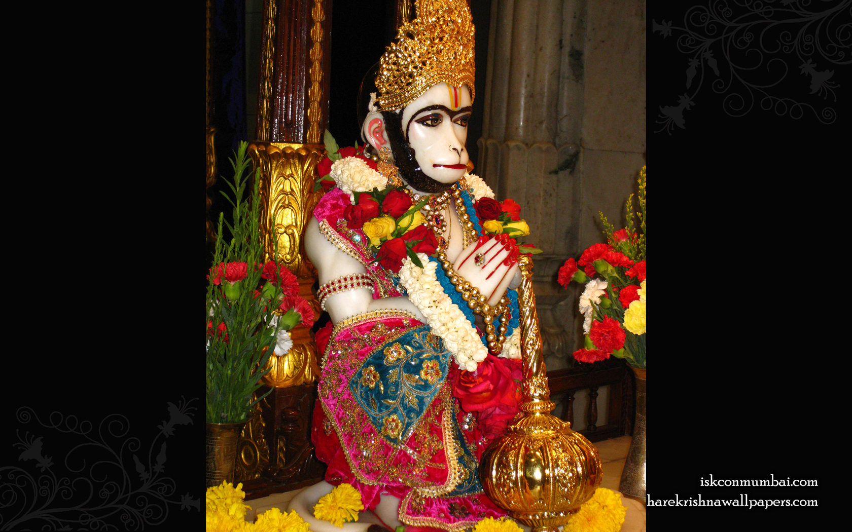 Sri Hanuman Wallpaper (002) Size 1680x1050 Download