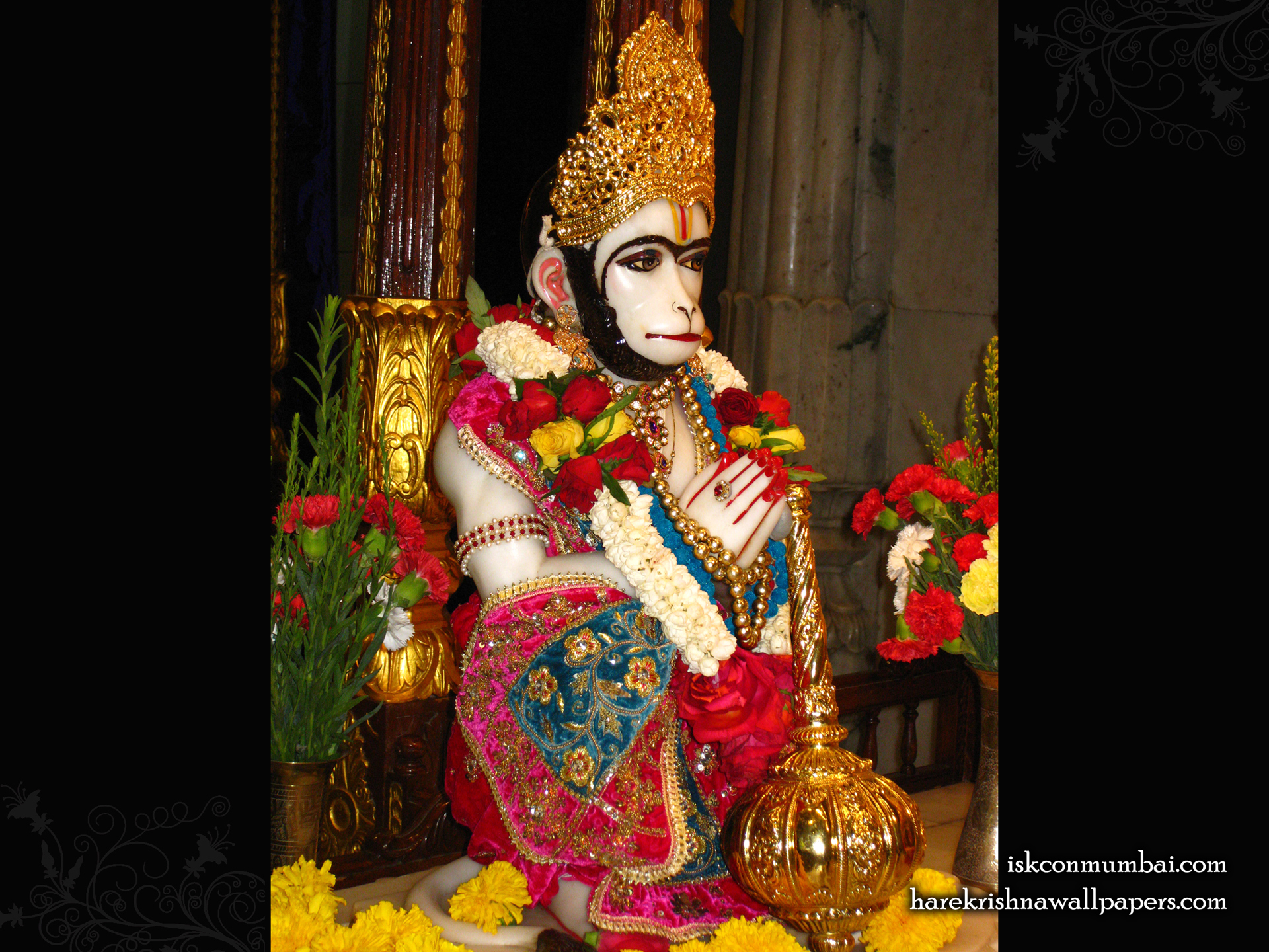 Sri Hanuman Wallpaper (002) Size 1920x1440 Download