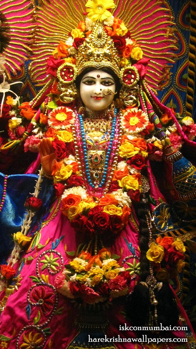 Sri Radha Full Wallpaper (002) Size 675x1200 Download