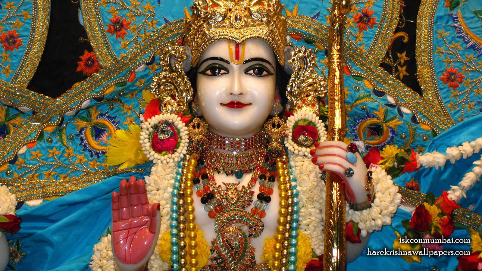 Sri Rama Close up Wallpaper (002) Size 1600x900 Download