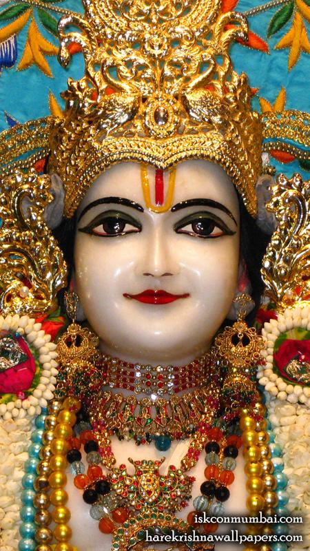 Sri Rama Close up Wallpaper (002) Size 450x800 Download