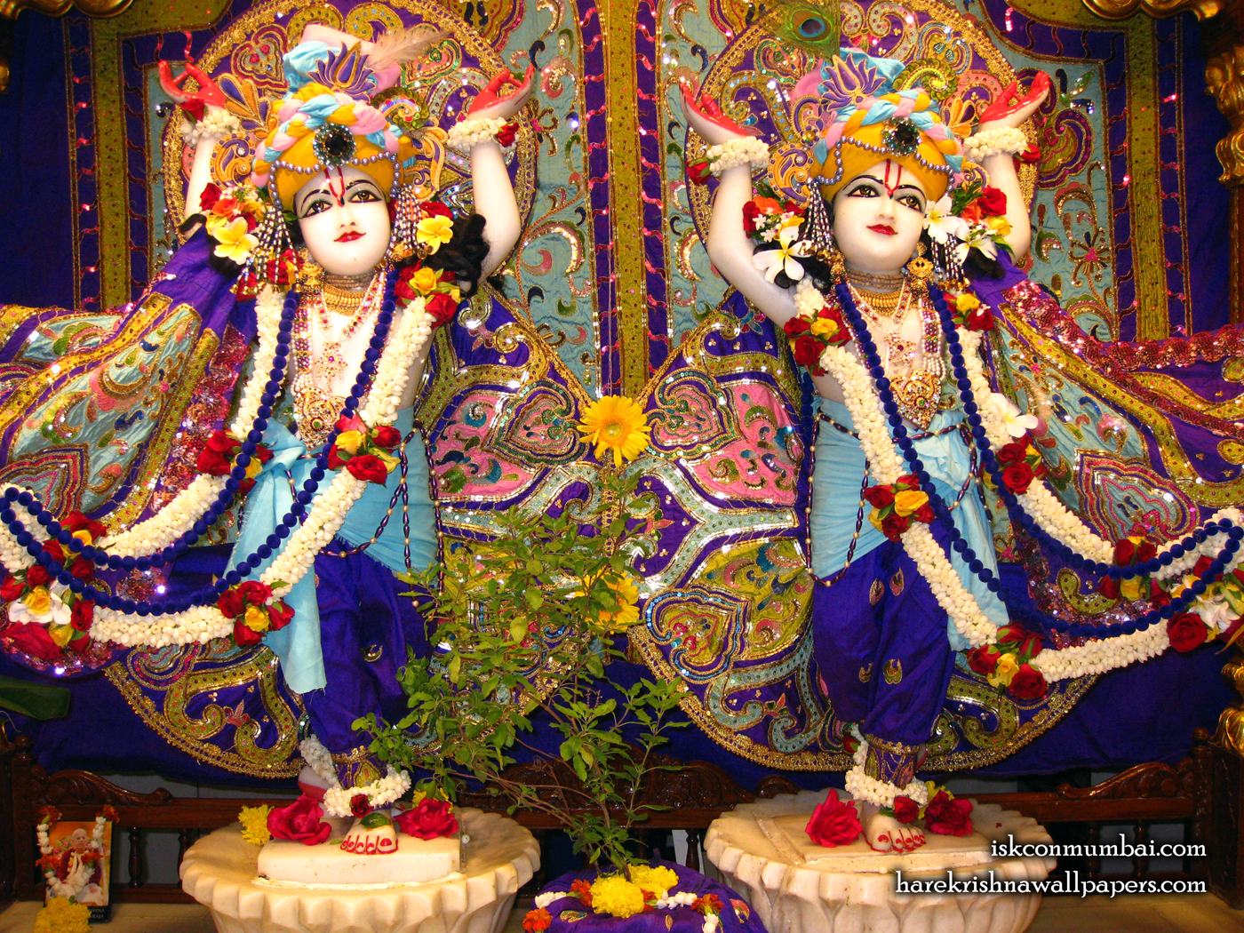 Sri Sri Gaura Nitai Wallpaper (002) Size 1400x1050 Download