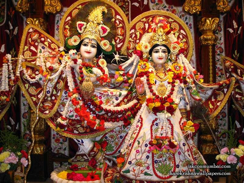 Sri Sri Radha Rasabihari Wallpaper (002)