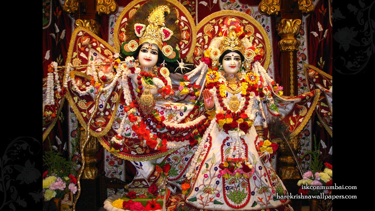Sri Sri Radha Rasabihari Wallpaper (002) Size1280x720 Download