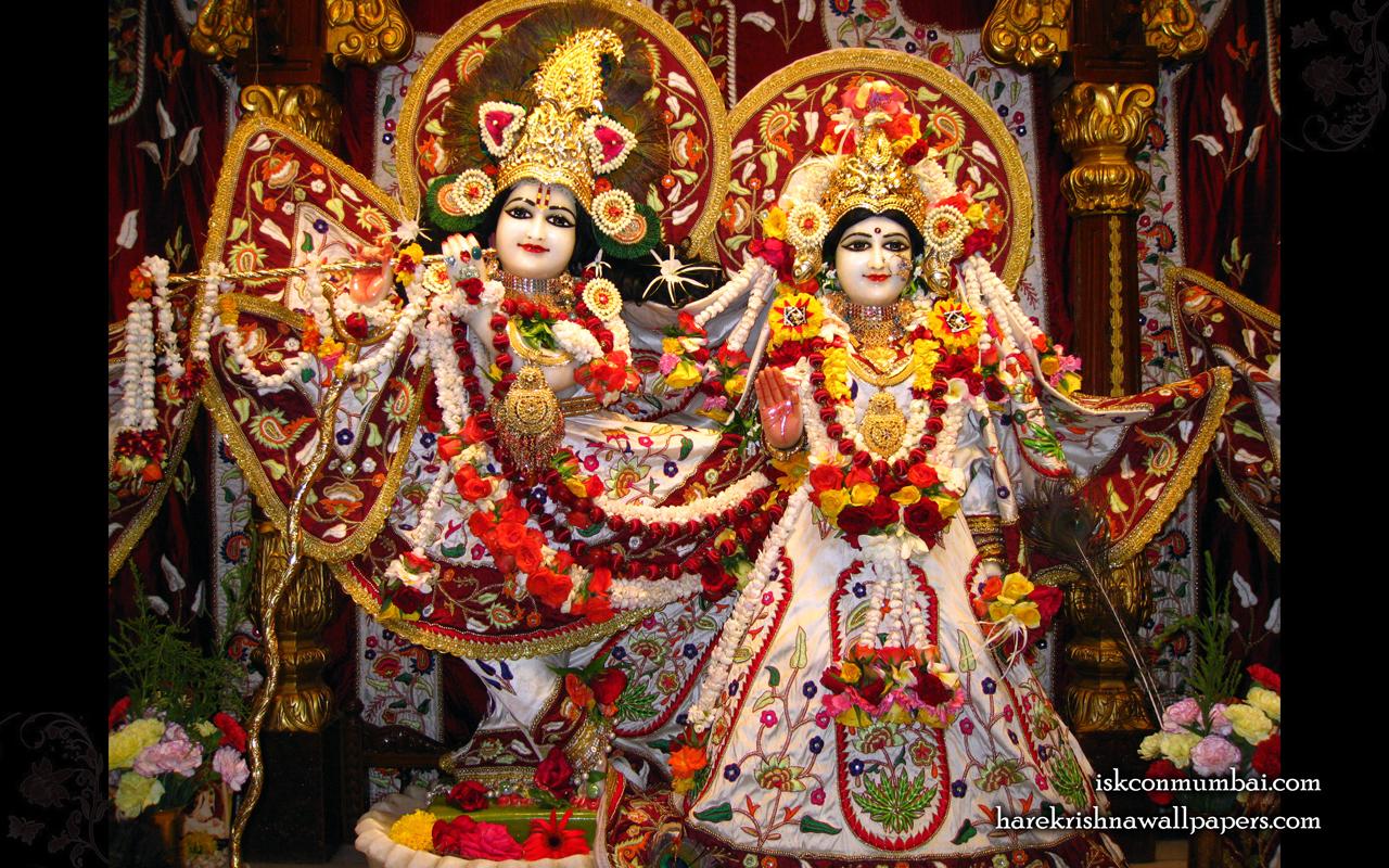 Sri Sri Radha Rasabihari Wallpaper (002) Size 1280x800 Download