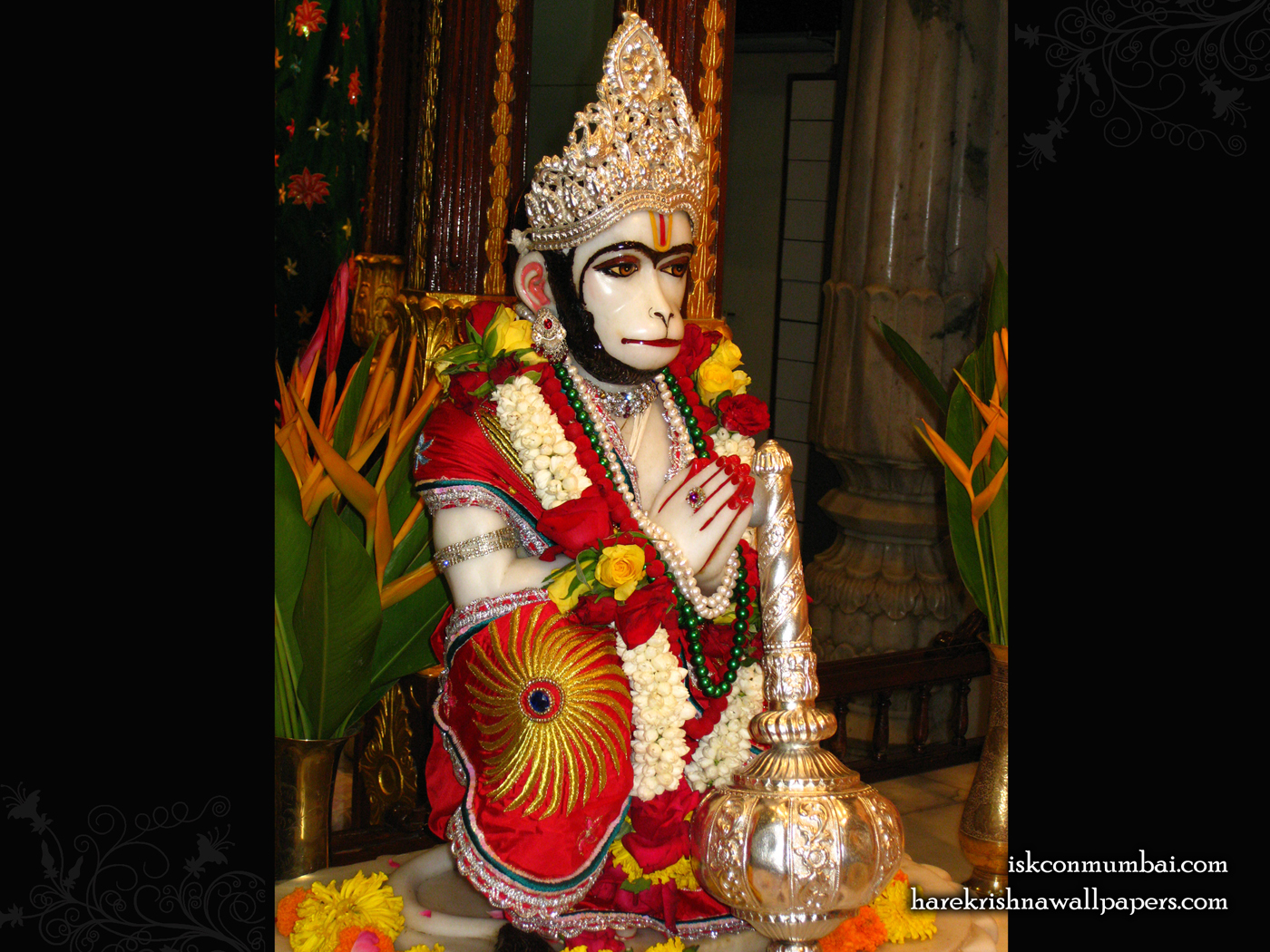 Sri Hanuman Wallpaper (003) Size 1400x1050 Download