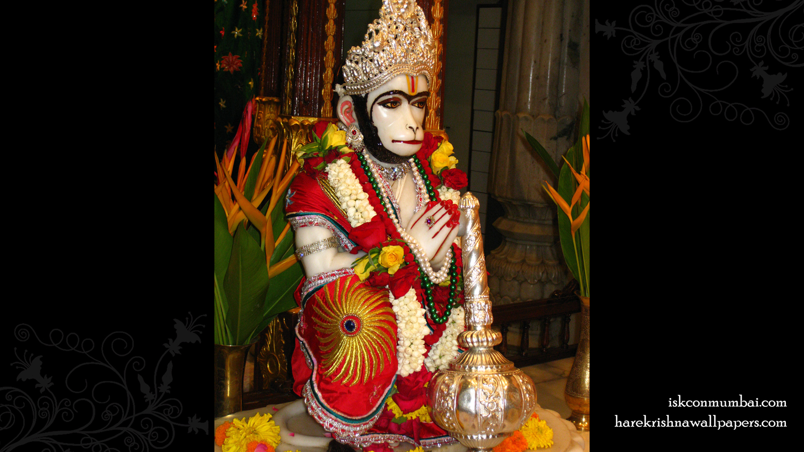 Sri Hanuman Wallpaper (003) Size 1600x900 Download