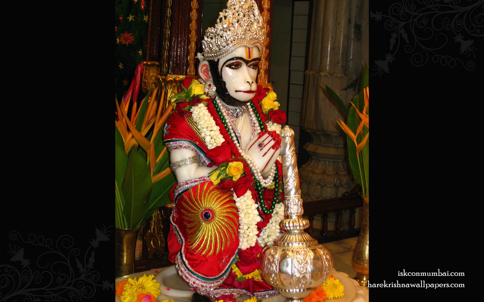 Sri Hanuman Wallpaper (003) Size 1680x1050 Download