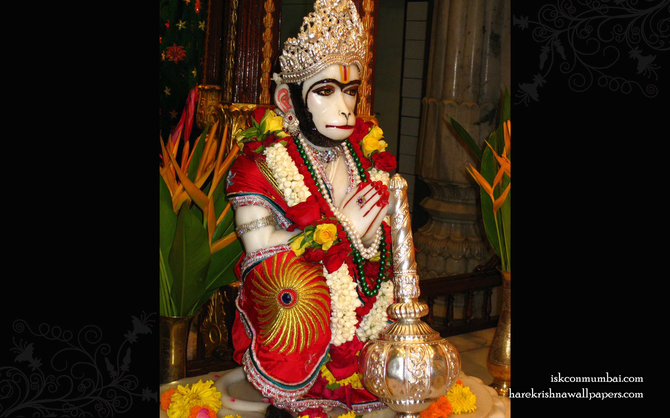 Sri Hanuman Wallpaper (003) Size 2560x1600 Download