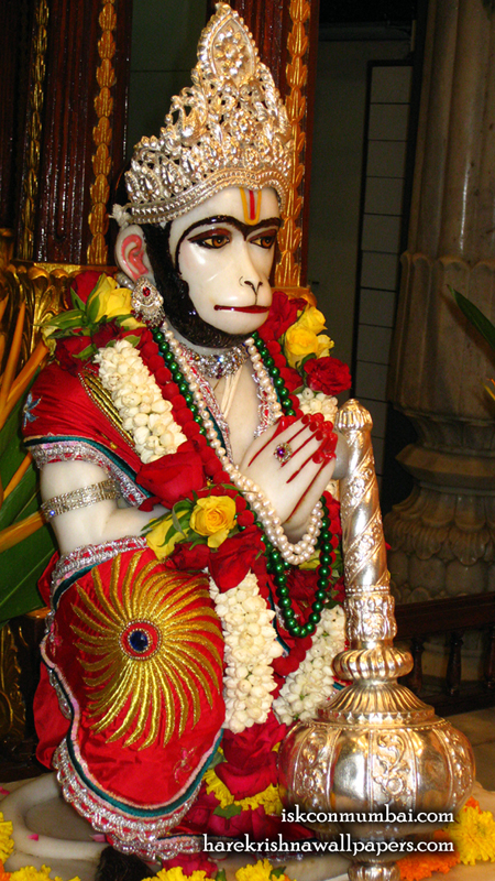 Sri Hanuman Wallpaper (003) Size 450x800 Download