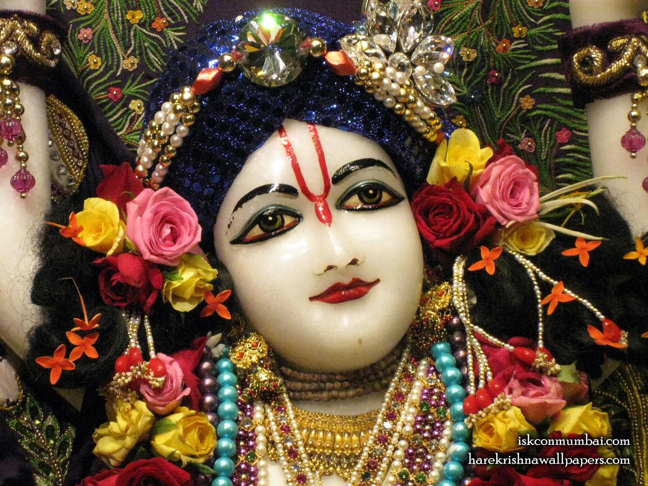 Sri Nitai Face Wallpaper (003) Size 1280x960 Download
