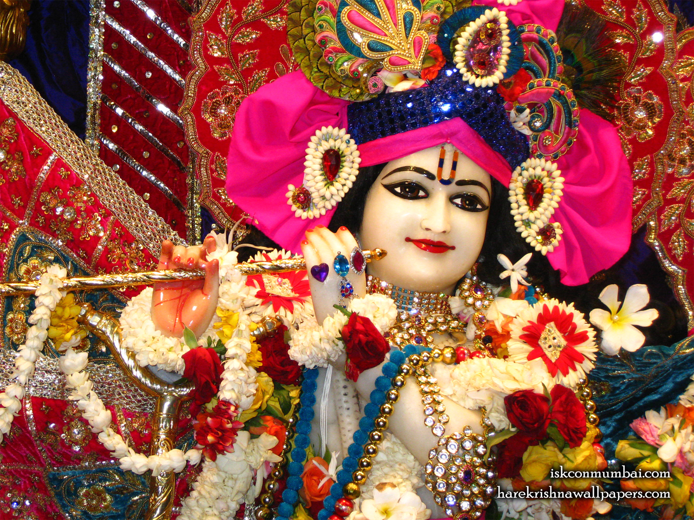 Sri Rasabihari Face Wallpaper (003) Size 1400x1050 Download